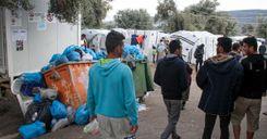 انتقادات أوروبية لنظام اللجوء في اليونان image