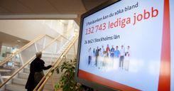 أزمة كورونا تتسبب بارتفاع نسب البطالة في السويد image