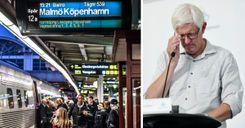 هيئة الصحة السويدية تحذر من الازدحام في المواصلات العامة image
