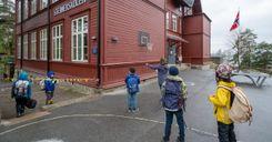 إغلاق إحدى مدارس يوتوبوري بعد انتشار عدوى كورونا image