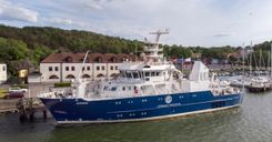 إصابة بفيروس كورونا على متن سفينة شحن لم يبلغ عنها image