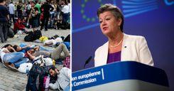 خبراء: اقتراح الاتحاد الأوروبي للهجرة يستحيل تطبيقه image