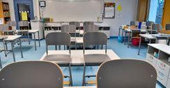 كورونا في 100 مدرسة في يوتوبوري...وثلاثة تتحول للتعليم عن بعد image