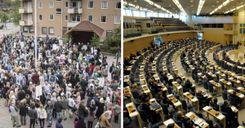 لا لتعداد سكاني وطني جديد في السويد image