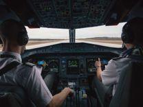 من سائق باص إلى كابتن طائرة image