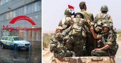 مصلحة الهجرة السويدية تصدر تقييم جديد حول الأشخاص الملزمين بأداء الخدمة العسكرية في سورية image