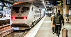 رحلات قطار يومية بين السويد وأوروبا image