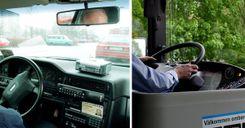 سائقو سيارات الأجرة والحافلات هم الأكثر تأثراً بفيروس كورونا image