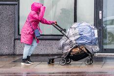 تحذير من رياح قوية وثلوج في السويد اليوم image