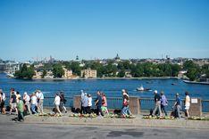 طقس مشمس ودافئ في السويد حتى نهاية الأسبوع  image