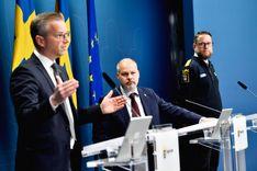 انخفاض في عدد عمليات إطلاق النار في السويد  image
