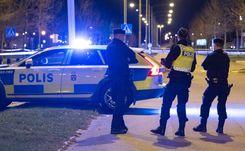 العثور على رجل قتل بعيار ناري جنوبي ستوكهولم  image