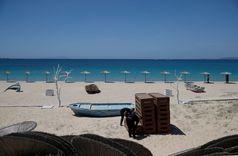 اليونان تفتح أبوابها أمام السياح image