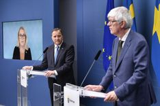 الحكومة تعلن تمديد قيود كورونا في السويد حتى 17 مايو  image