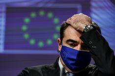 المفوضية الأوروبية تدعو إلى الحذر بشأن الأعمال المعادية للسامية  image
