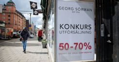 شركات سويدية مهددة بالإفلاس مع تأخر مدفوعات الدعم الحكومي image