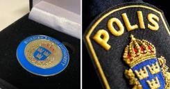 """شرطة مالمو تمنح  الأكاديمية الإسلامية """"وسام الشرف"""" image"""