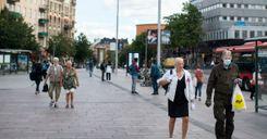 تضاعف أعداد الإصابات بفيروس كورونا في ستوكهولم image