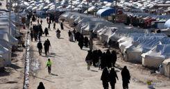 تهريب المزيد من السويديين من معسكرات داعش image