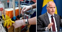 وزير الهجرة: حان الوقت لتخفيض هجرة اليد العاملة غير المؤهلة للسويد image