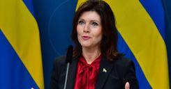 وزيرة العمل السويدية تعلن عن خطة العام الجديد image