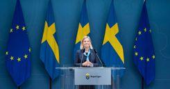 وزيرة المالية السويدية: لا عوائق مالية أمام مكافحة انتشار العدوى image